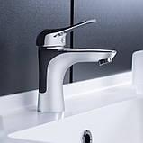 Смеситель для раковины Q-tap Integra CRM 001, фото 3