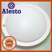 Светильник LED Alesto PPL- MB-01s 12Вт 230В IP20 с датчиком движения 3000К