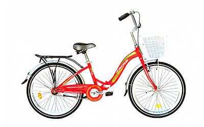 """Міський складаний велосипед 24"""" Ardis New Fold"""