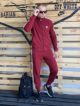 Спортивный костюм олимпийка Adidas / мужской костюм
