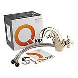 Смеситель для раковины Q-tap Liberty ORO 161, фото 6