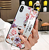 Чехол Flower Rope Case для Samsung Galaxy А11 А115 white (Самсунг А115)