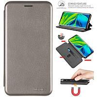 Чехол книжка G-case для Samsung Galaxy J7 J700 gray (самсунг галакси джей 700), фото 1