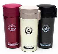 Термокружка Starbucks, Vacuum Cup с кнопкой, 350 мл