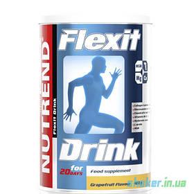 Хондропротектор Nutrend Flexit Drink (400 г) нутренд grapefruit