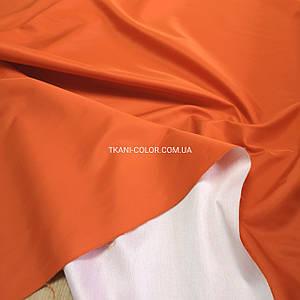 Ткань плащевка на основе президент оранжевый