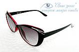 Окуляри жіночі для зору, з діоптріями +/-, сонцезахисні. Код:1095, фото 2