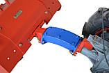 Угловой редуктор для фрезы (переходник карданный для фрезерного культиватора) Усиленый, фото 9