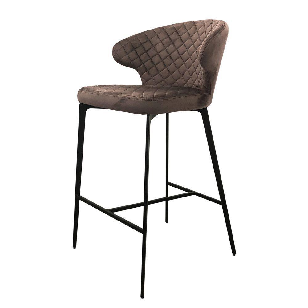 Полубарный стул Keen шоколад TM Concepto