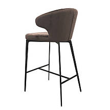 Полубарный стул Keen шоколад TM Concepto, фото 2