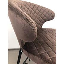 Полубарный стул Keen шоколад TM Concepto, фото 3