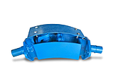 Угловой редуктор для фрезы (переходник карданный для фрезерного культиватора) Усиленый, фото 4