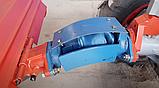 Угловой редуктор для фрезы (переходник карданный для фрезерного культиватора) Усиленый, фото 7