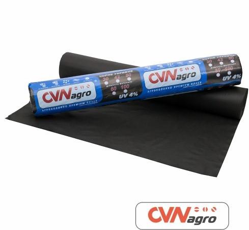 Агроволокно чёрное CVNagro Р-60 г/м2 3.2x100м
