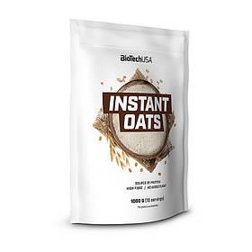 Розчинна вівсянка BioTech Instant Oats (1 кг) биотеч cookies & cream