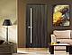"""Дверь межкомнатная Новый стиль Квадра """" Глория """" 60, 70, 80, 90 Венге Brown, фото 4"""