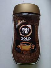 Кофе растворимый Café D'or Gold 200 гр Сублимированный (Cafe Dor Кафе Дор)