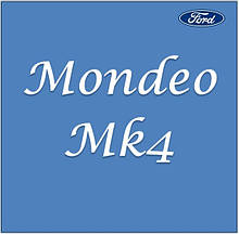 Ford Mondeo Mk4 2007-2014