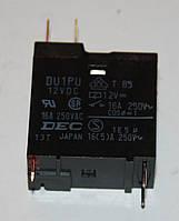 Реле DU1PU 12VDC