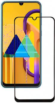 Захисне скло для Samsung Galaxy (Самсунг) M21 (На весь екран)