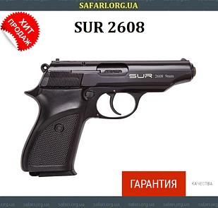 Стартовый пистолет SUR 2608 (Black)
