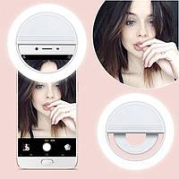 Светодиодное Кольцо Для Селфи Selfie Ring Light лампа