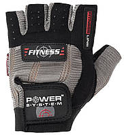 Перчатки для фитнесса из натуральной кожи