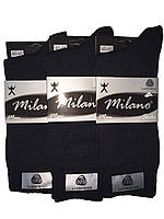 Носки мужские шерсть тонкая Милано