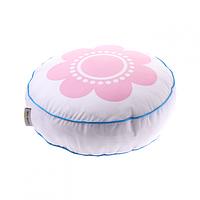 Cotton Living - Подушка круглая Flower Candy Pink