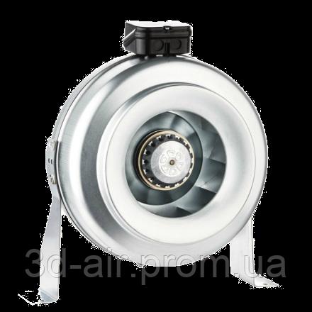 Круглый канальный вентилятор BVN BDTX 100