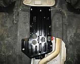 Защита картера двигателя, акпп BMW (F01) 740D 2009-, фото 2