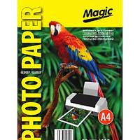 Фотобумага Magic A4 Глянец/Глянец 120 гр 50 л