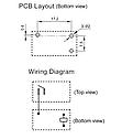 Реле DU1PU (12VDC), фото 2