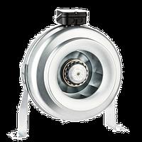 Круглый канальный вентилятор BVN BDTX 125