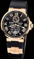 Часы Ulysse Nardin black