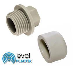 Поліпропіленові заглушки Evci Plastik
