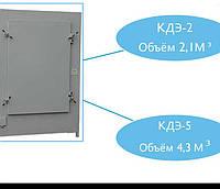 Камера  дезинфекционная типа КДЭ (объем 2 м. Куб.), рабочая зона - нержавеющая сталь (без учета доставки)