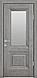 """Дверь межкомнатная остеклённая новый стиль Прованс """" Канна G"""" 60,70,80,90 Орех сибирский, фото 5"""