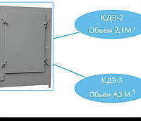 Камера дезинфекционная типа КДЭ (объем 5 куб.м) разборная (без учета доставки)