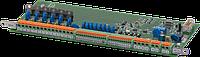 Модуль управления световыми и звуковыми оповещателями