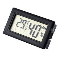 Новый Термометр цифровой с гигрометром WSD12A, фото 1