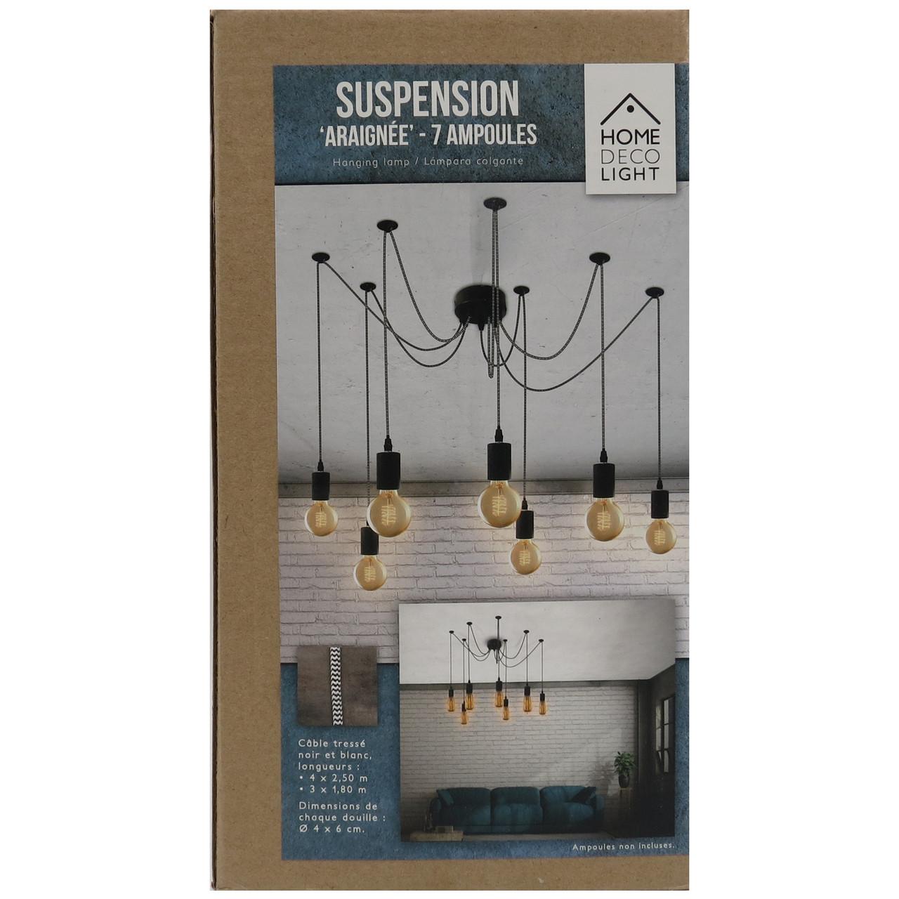 Светильник подвесной декоративный Home Deco Light 125