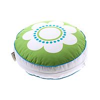 Cotton Living - Подушка круглая Flower Green