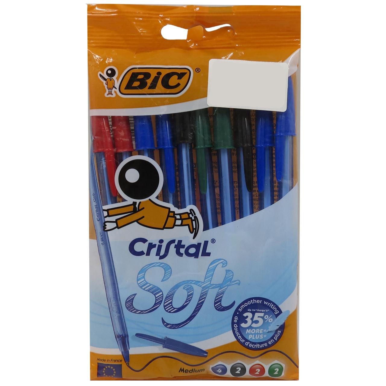 Набір ручок кулькових 10 шт Bic 770
