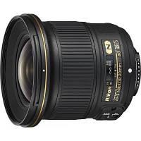 Объектив Nikon 20mm f/1.8G ED AF-S (JAA138DA)