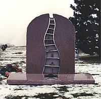 Эксклюзивные надгробные памятники. Памятник Лесница в небеса