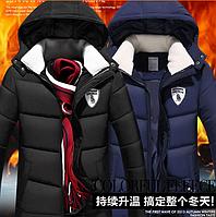 Мужская зимняя куртка  МК 0108-И, фото 1
