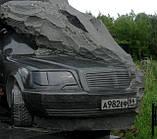 Эксклюзивный памятник в форме автомобиля, фото 4