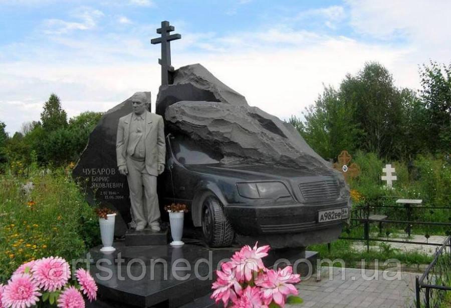 изготовление надгробий на хованском кладбище