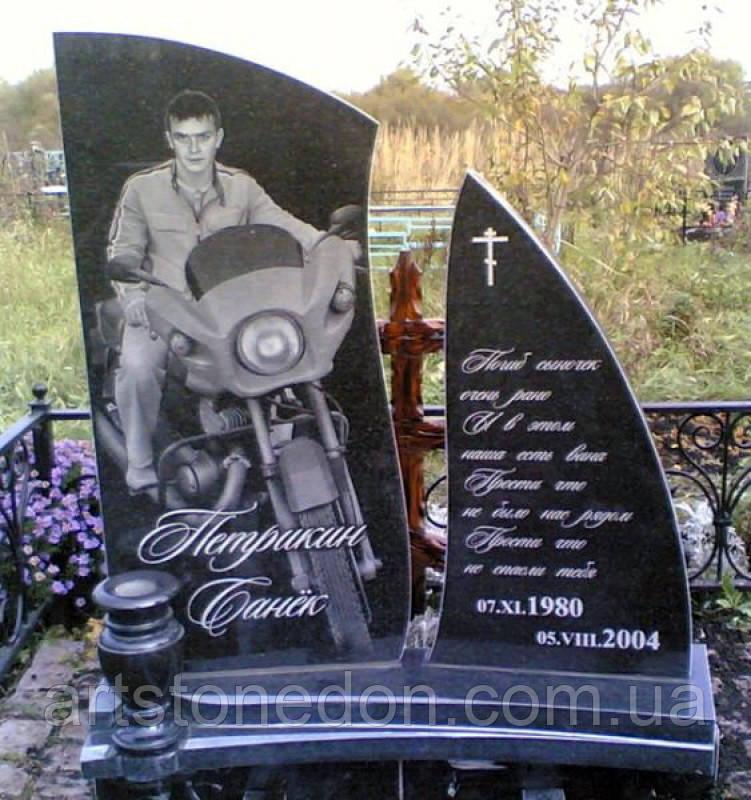 Памятник на могилу № 31